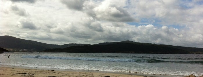 Praia de Valarés is one of สถานที่ที่บันทึกไว้ของ jose.