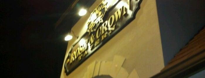 Rose & Crown Tavern is one of Blank & Blank.