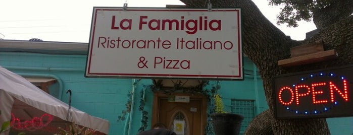 La Famiglia Ristorante Italiano & Pizza is one of Destin.