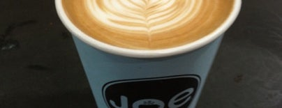 Joe Coffee is one of Coffee - my favorites.