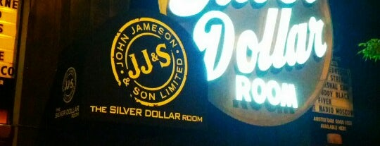 The Silver Dollar Room is one of Toronto, Canada.