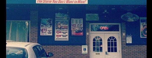 Hurricane Jacks Bar & Restaurant is one of NYC 🍏.