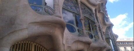 Casa Batlló is one of 101 llocs a veure a Barcelona abans de morir.