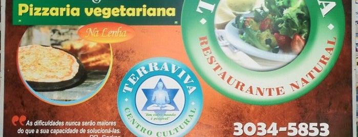 TerraViva Restaurante Natural is one of Brasília Veggie.