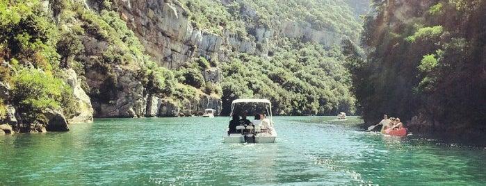 Lac d'Esparron-de-Verdon is one of Cool Places to Visit.