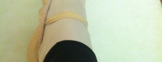 Rast Ballet Studio is one of สถานที่ที่ Kim ถูกใจ.
