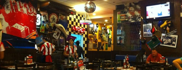 TGI Fridays is one of The Philippines.