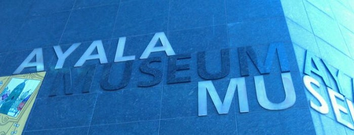 Ayala Museum is one of Philippines April 2012.
