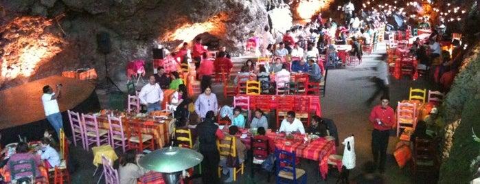 La Gruta Restaurant is one of Turismo en Ciudad de México.