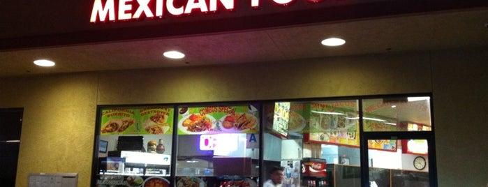 Estrada's Mexican Food is one of Posti salvati di Tony.