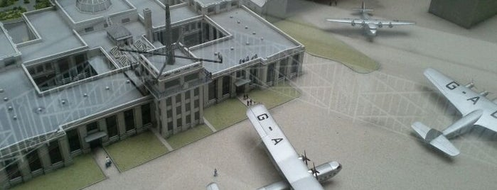 Croydon Airport is one of Places to explore London.