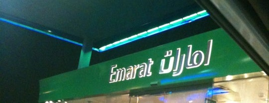 Emarat Petrol Station is one of Lugares favoritos de H.