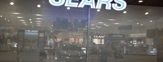 Sears is one of Lugares en Huixquilucan.