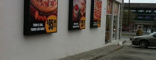 Little Caesars Pizza is one of Marco's Liked Places.
