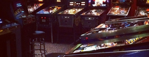 Yestercades Arcade is one of Venues, Entertainment & Live Music / DJ.