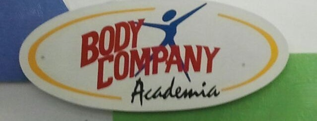 Body Company is one of Lieux qui ont plu à Luis.