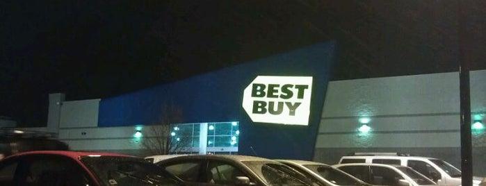 Best Buy is one of Spain.