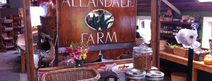 Allandale Farm is one of Favorites.