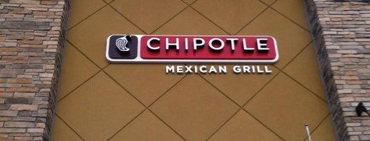 Chipotle Mexican Grill is one of Lugares guardados de Brian.