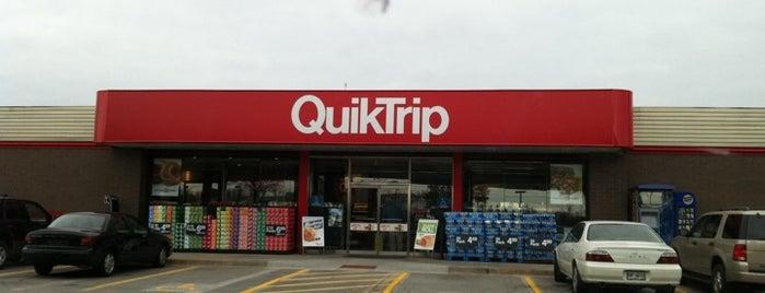 QuikTrip is one of Locais curtidos por Ann.
