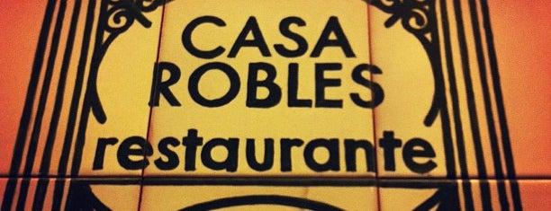 Casa Robles is one of 41 Restaurantes de España que no te puedes perder.