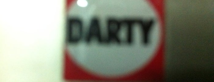 Darty is one of İstinyepark'ta yaşam.