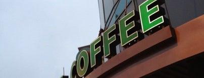 Starbucks is one of Zachary : понравившиеся места.