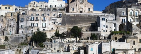 Matera is one of Italian Cities.