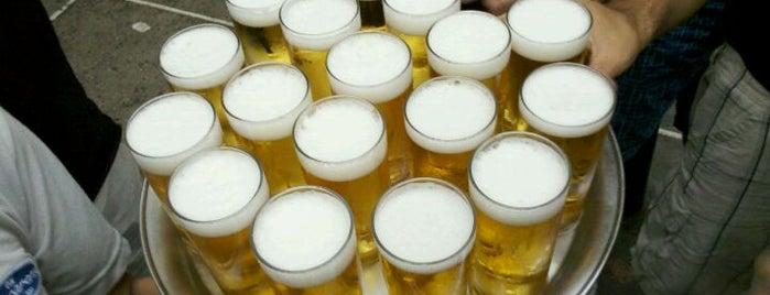 Bar Bracarense is one of Cerveza.