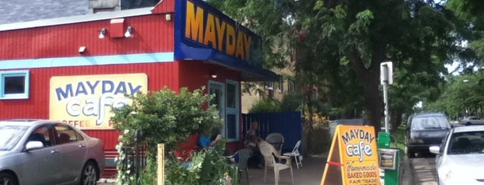 May Day Cafe is one of City Pages Best of Twin Cities: 2014.