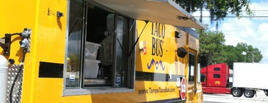 Taco Bus is one of 40 Must-Try Burritos.