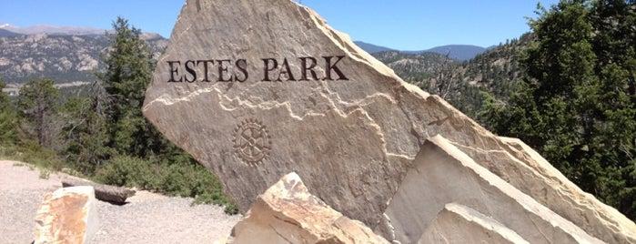 Town of Estes Park is one of Denver.