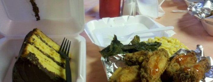Oohh's & Aahh's is one of Soooooooul Food.