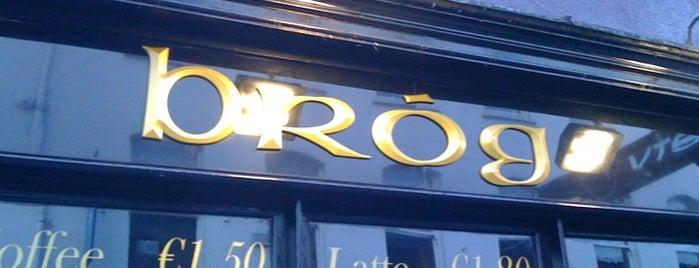 An Bróg is one of Éirinn go Brách.
