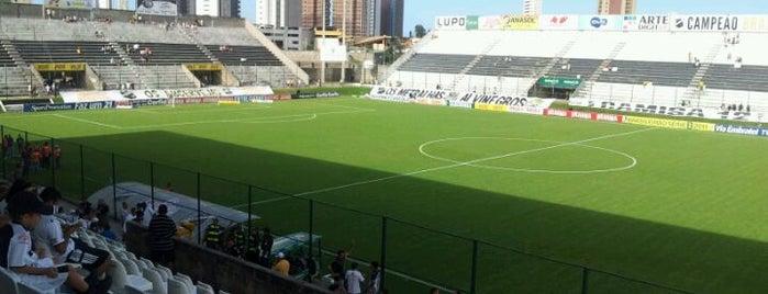 Estádio Maria Lamas Farache is one of Aqui tem Wifi grátis - Natal/RN.