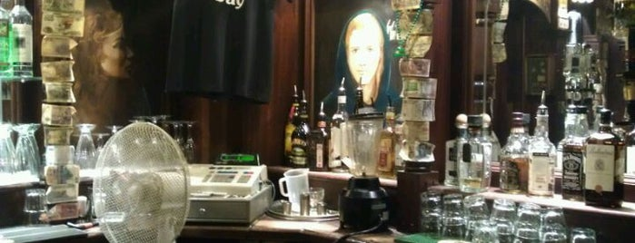 Салли О`Брайенс / Sally O`Briens is one of moscow pubs.
