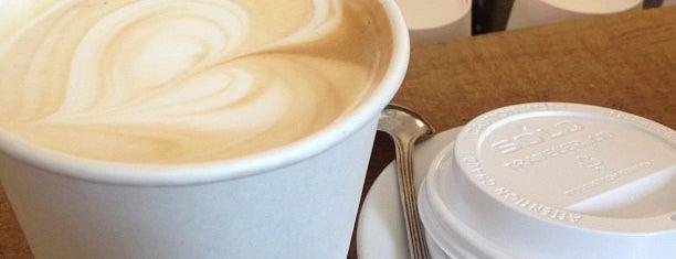 La Colombe Coffee Roasters is one of La Gracia NY edition.