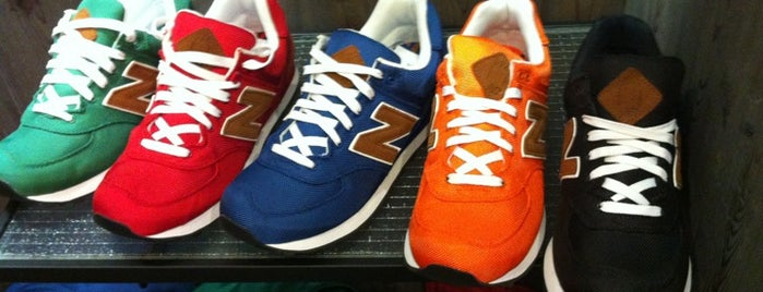 New Balance is one of Sports & Fashion, I.