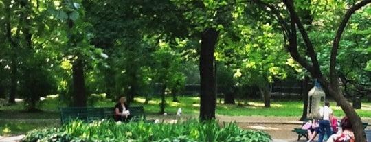 Меморіальний парк ім. Богомольця is one of Tatyana ✌💋👌 님이 좋아한 장소.