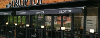 café DROPTOP is one of Ben's list for Coffee and Cafe.