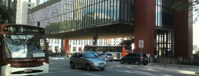 Museu de Arte de São Paulo (MASP) is one of Tha Amazing São Paulo, #visitUS.