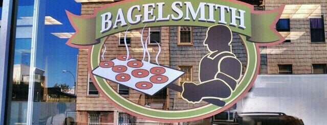 Bagelsmith is one of NY.