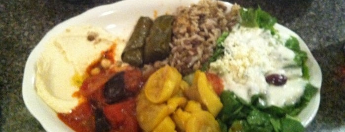 Albasha Greek & Lebanese is one of Baton Rouge.