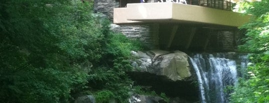 Fallingwater is one of The Ultimate Bucket List.