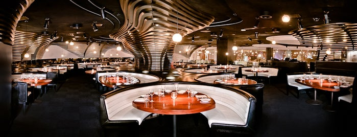 STK is one of Las Vegas Dining.