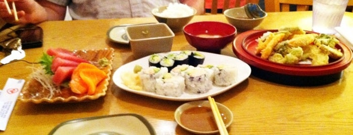 Sushi Tomi is one of Top picks for Japanese Restaurants.