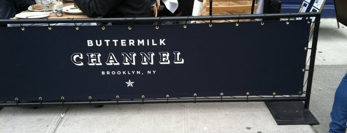 Buttermilk Channel is one of NYC Brunch.