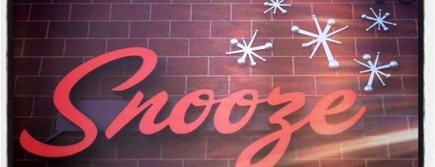 Snooze, an A.M. Eatery is one of Mile High: Denver To Dos.