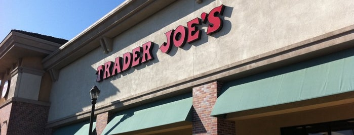 Trader Joe's is one of Silicon Valley.