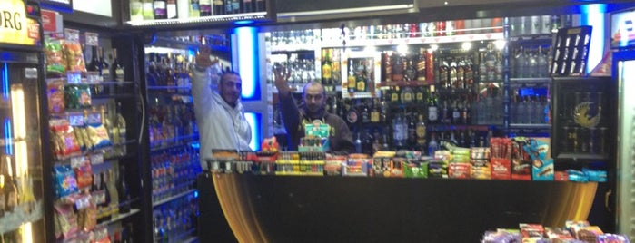 Musti Tobacco Shop is one of Umut'un Beğendiği Mekanlar.